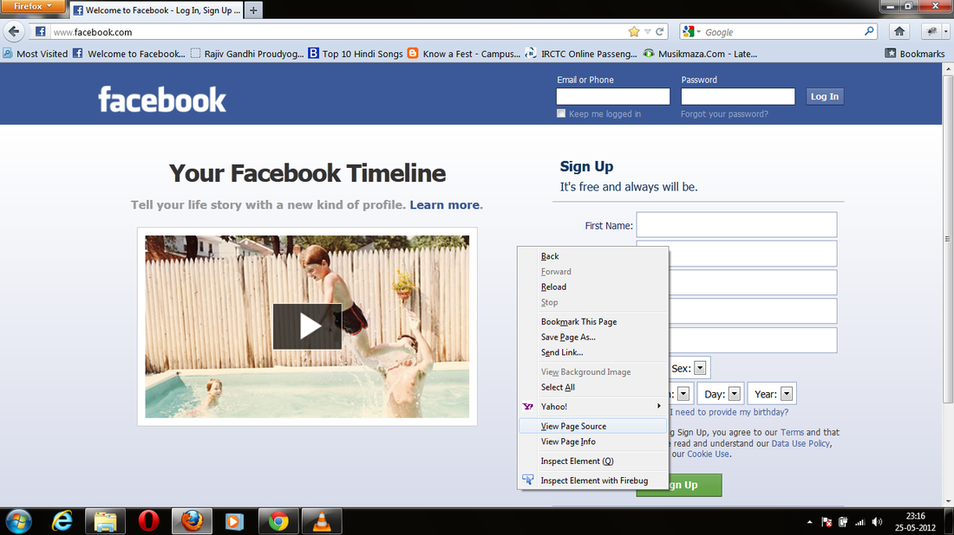 Facebook Hacking With Phishing Page - How To Hack Facebook